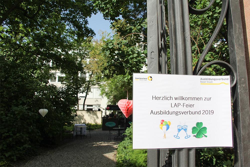 Herzliche Gratulation unseren Lehrabgänger/innen 2019